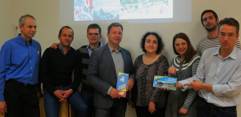 Conferinta despre cicloturism la Viena